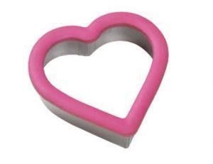 Foremka do ciastek w kształcie serca