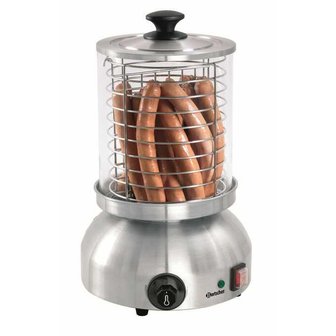 Maszyna do hot dogów w domu – wygodne i praktyczne urządzenie